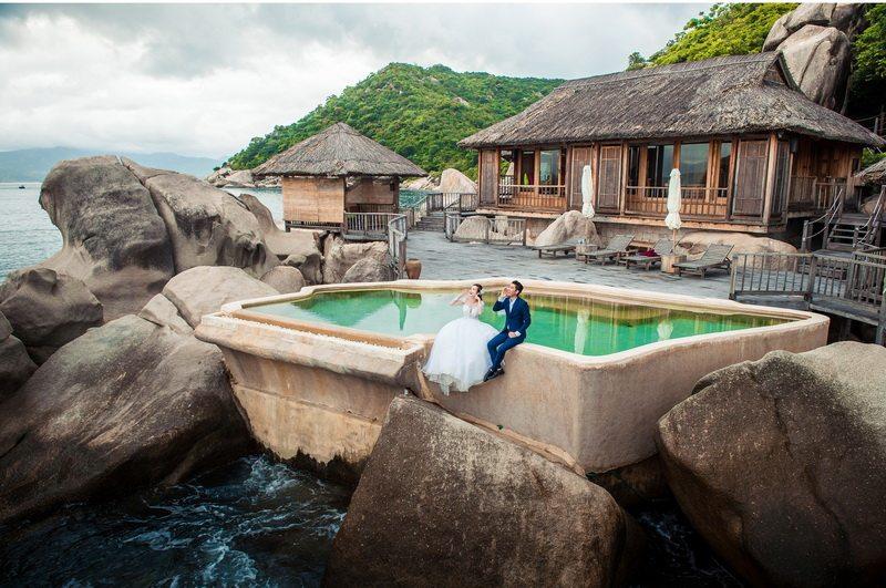 Album ảnh cưới đẹp Nha Trang: Đăng - Trâm 7
