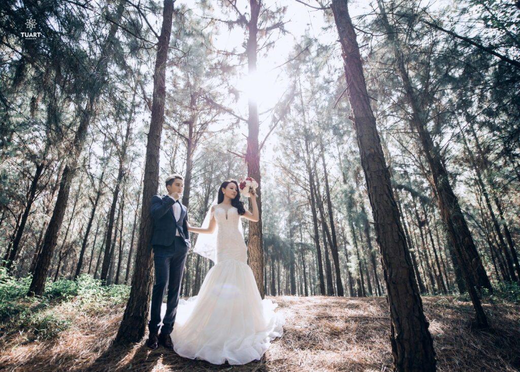 Album ảnh cưới Đại Lải: Mạnh Quân - Kim Lê