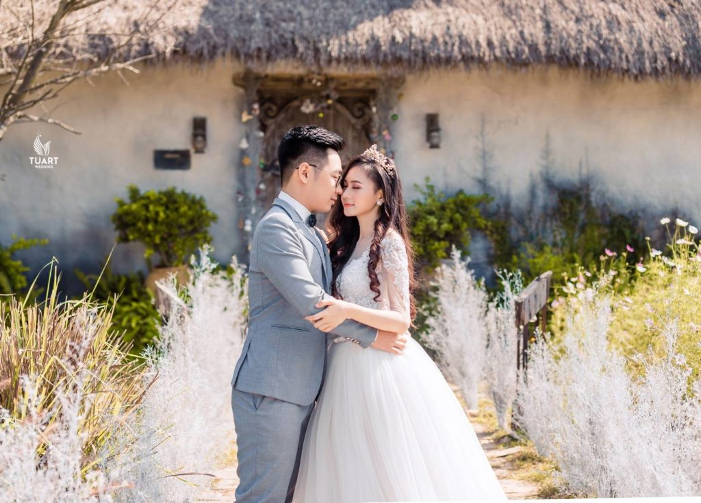 Studio chụp ảnh cưới đẹp Sài Gòn