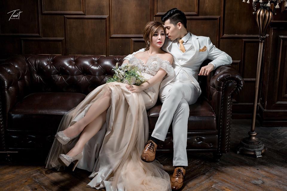 ảnh viện áo cưới đẹp