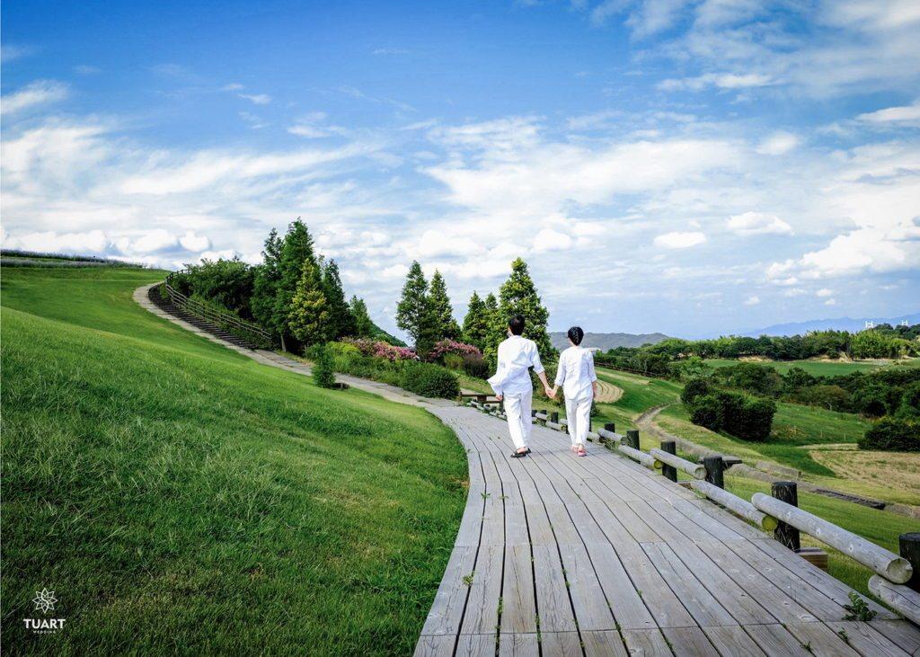 Album ảnh cưới tại Nhật Bản 14