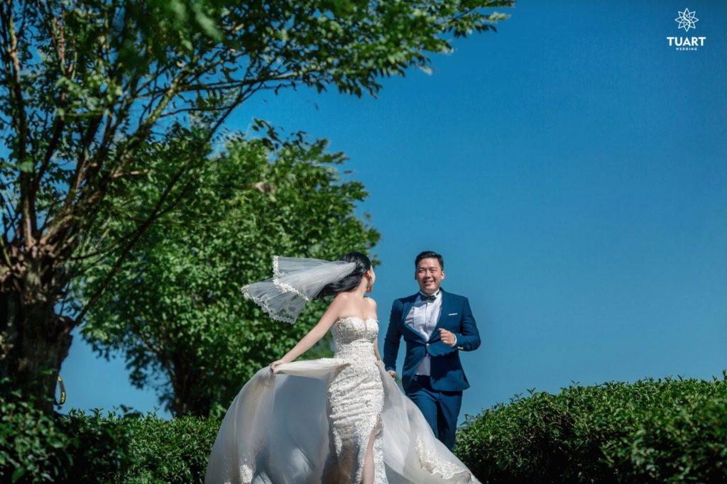 Album ảnh cưới Mộc Châu: Đức - Lan 45