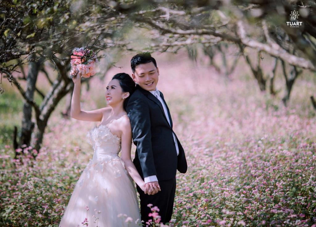 Album ảnh cưới Mộc Châu: Đức - Lan 54