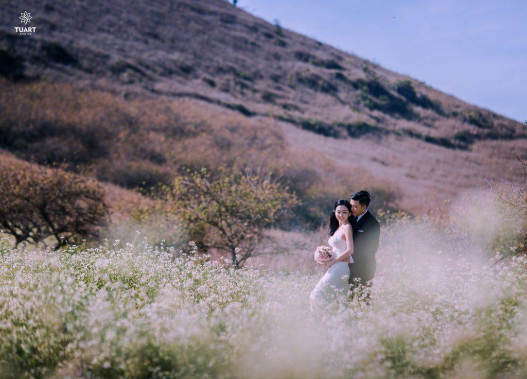 Album ảnh cưới Mộc Châu: Đức - Lan
