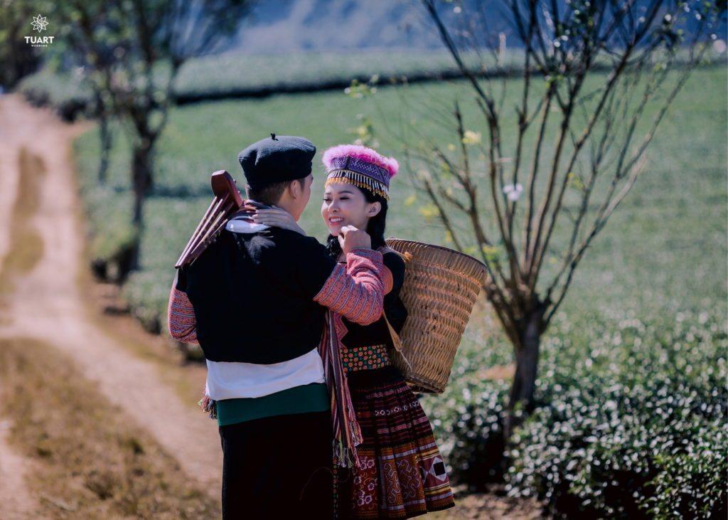 Album ảnh cưới Mộc Châu: Đức - Lan 60
