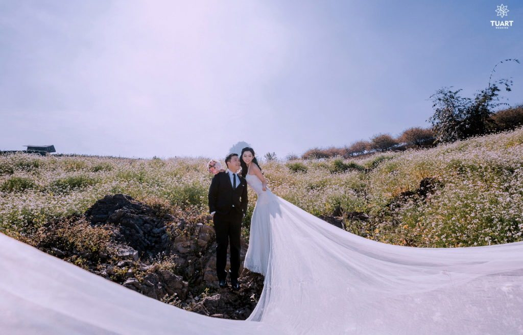 Album ảnh cưới Mộc Châu: Đức - Lan 33