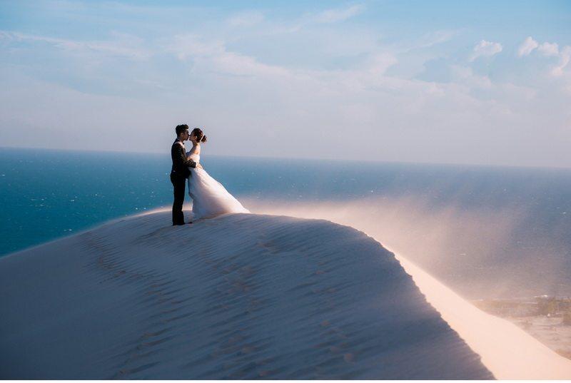 Album ảnh cưới đẹp Nha Trang: Đăng - Trâm 24