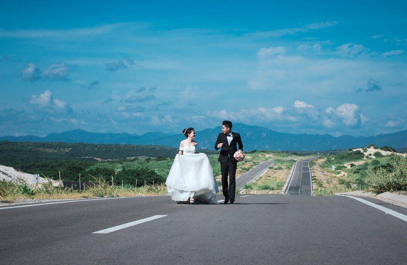 Album ảnh cưới đẹp Nha Trang: Đăng - Trâm 18