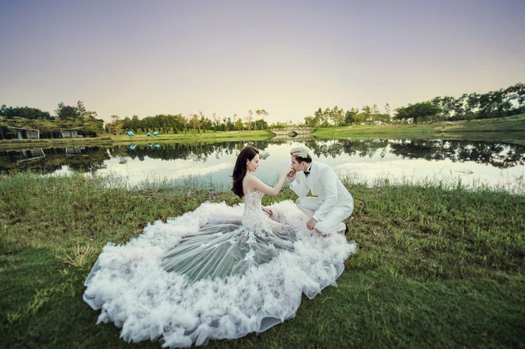 ảnh cưới đẹp tháng 11 19