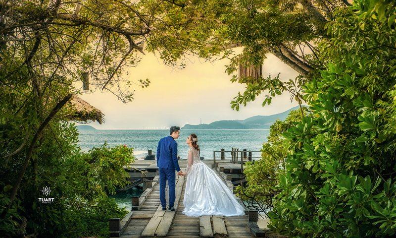 Album ảnh cưới Nha Trang: Đăng – Trâm