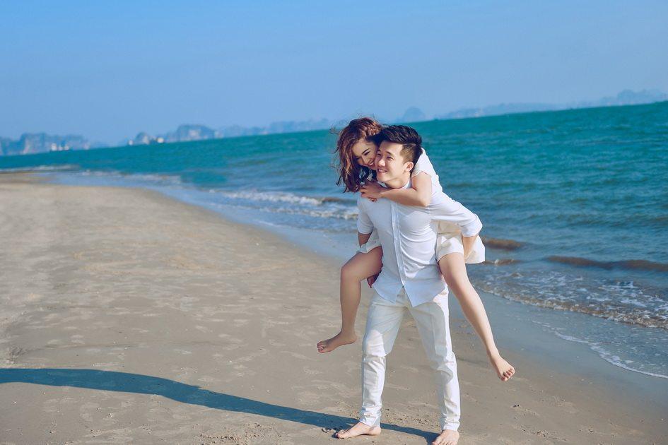 Album ảnh cưới Quảng Ninh: Sơn - Linh 1