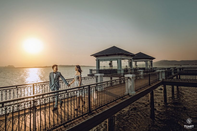 Album ảnh cưới Quảng Ninh: Sơn - Linh