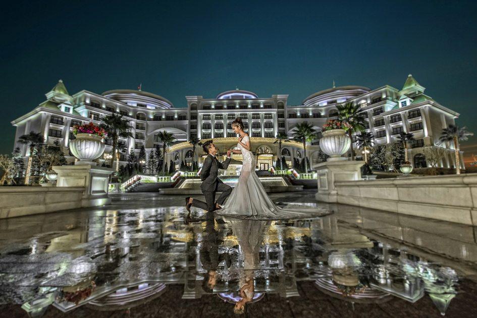 Ảnh viện áo cưới uy tín tại Hà Nội 2017 – 2018