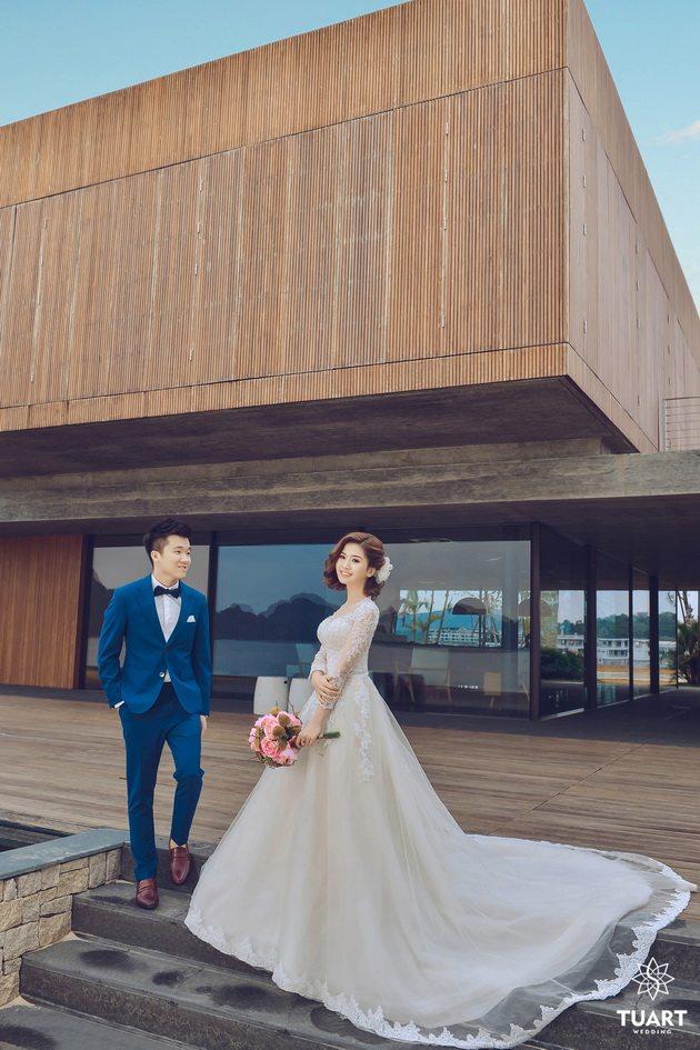 Album ảnh cưới Quảng Ninh: Sơn - Linh 9