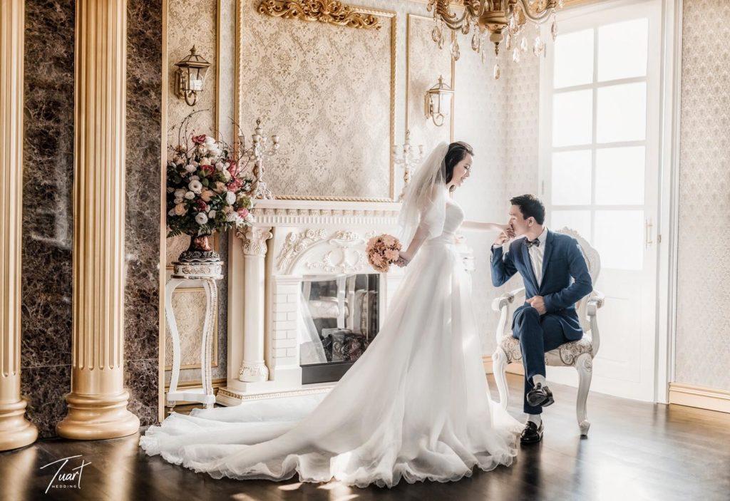 cho thuê váy cưới đẹp hà nội