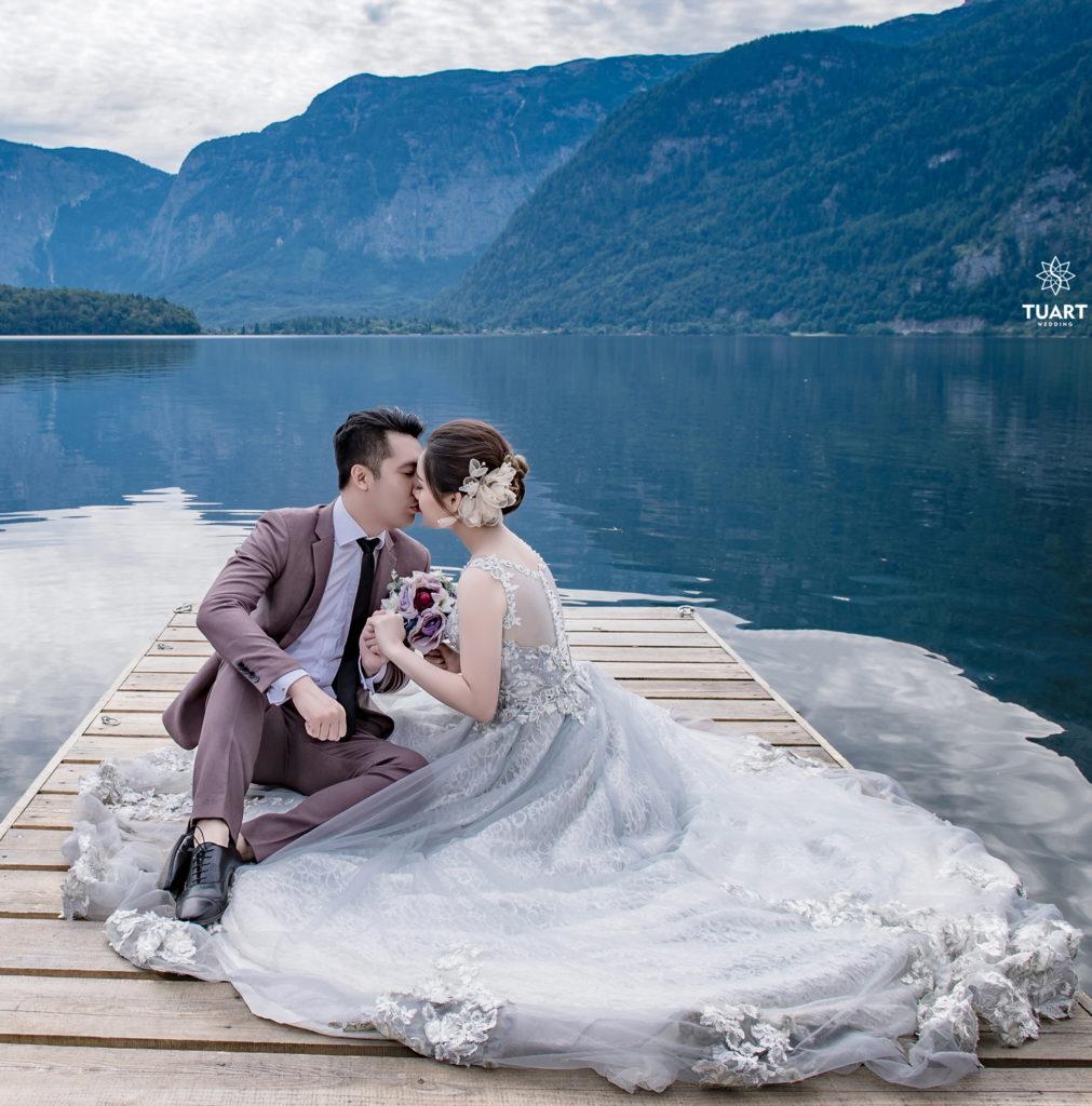 Album ảnh cưới đẹp tại Áo 10