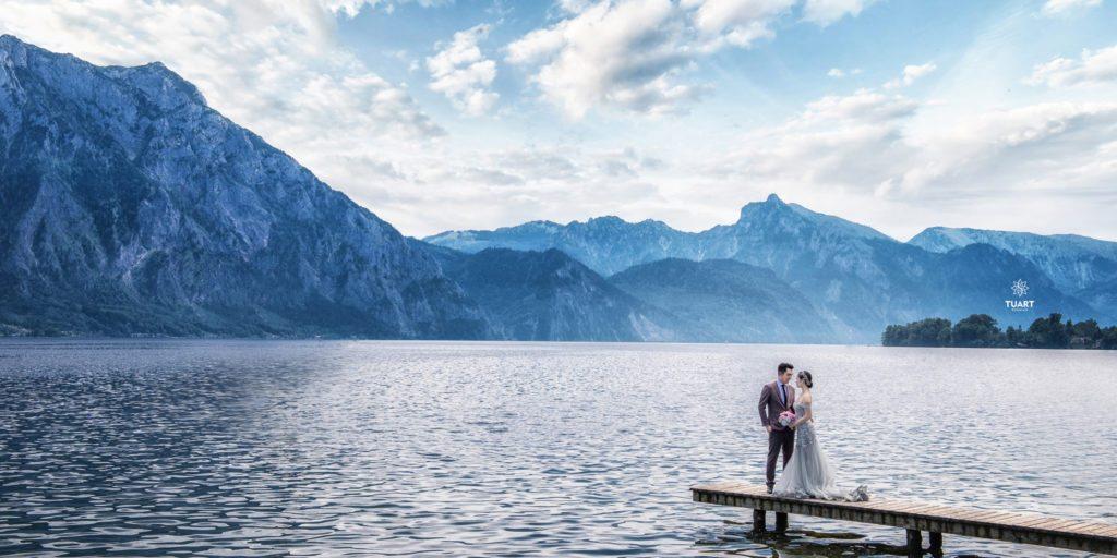 Album ảnh cưới đẹp tại Áo 11