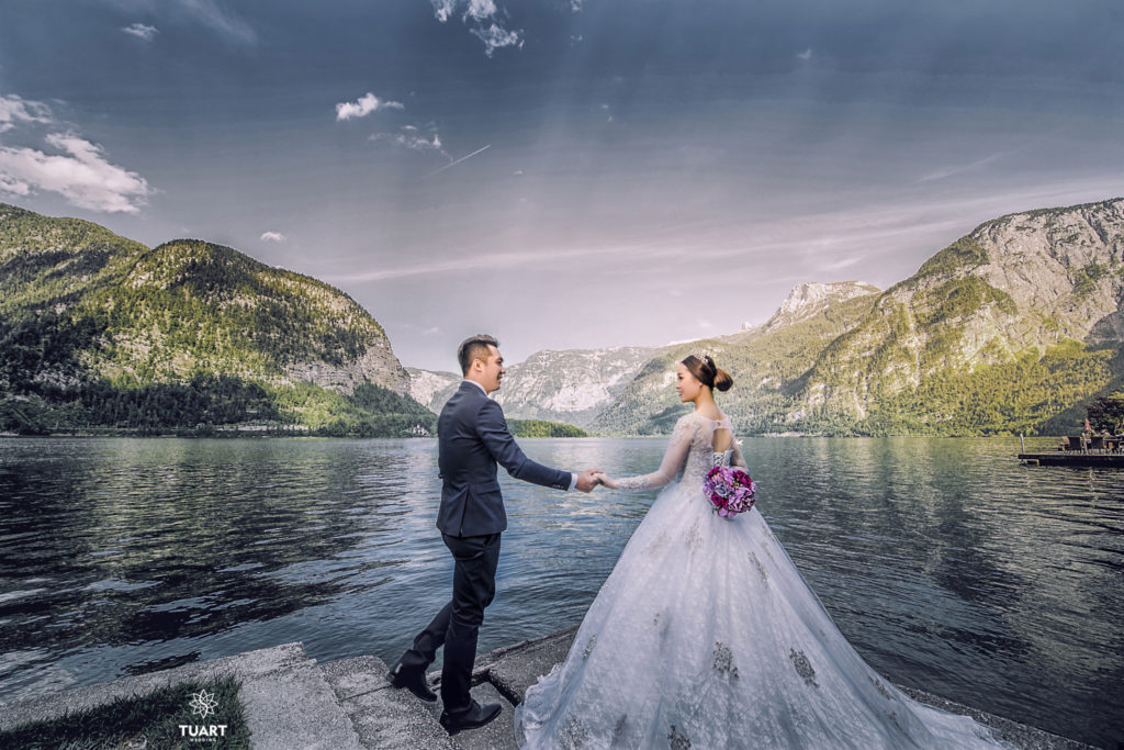 Album ảnh cưới đẹp tại Áo 17