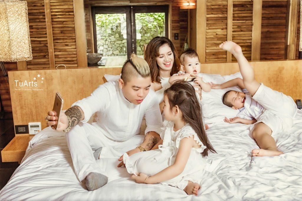 địa chỉ studio chụp ảnh gia đình đẹp