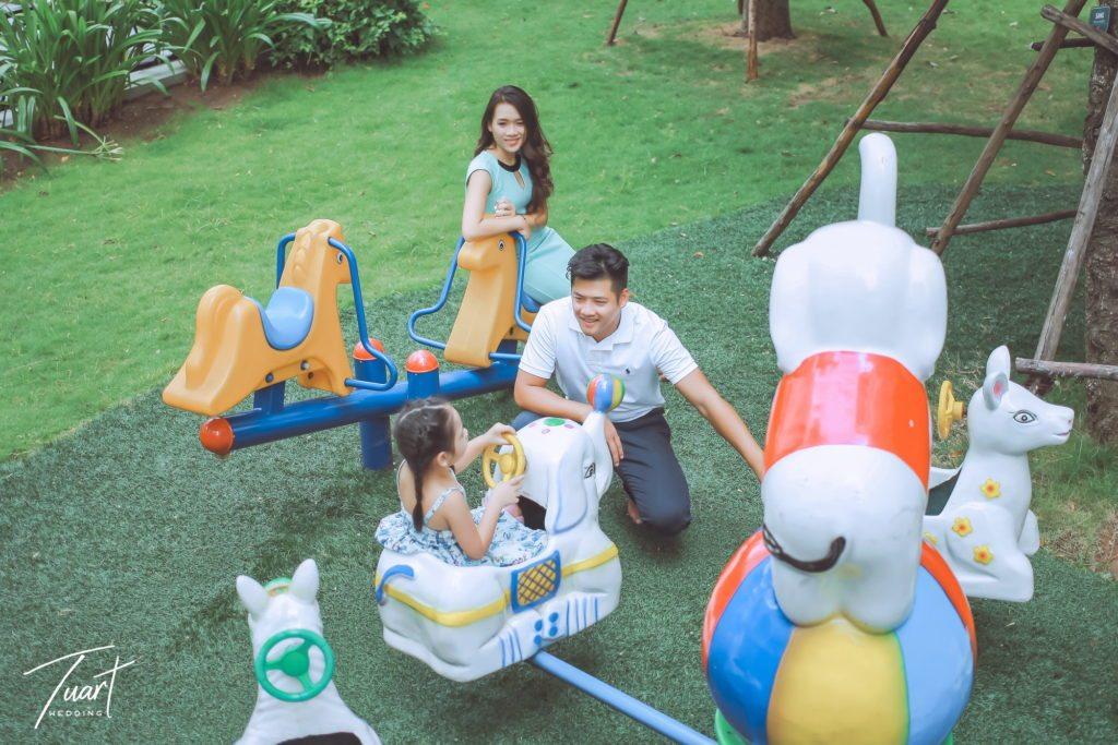 studio chụp ảnh gia đình đẹp tại hà nội