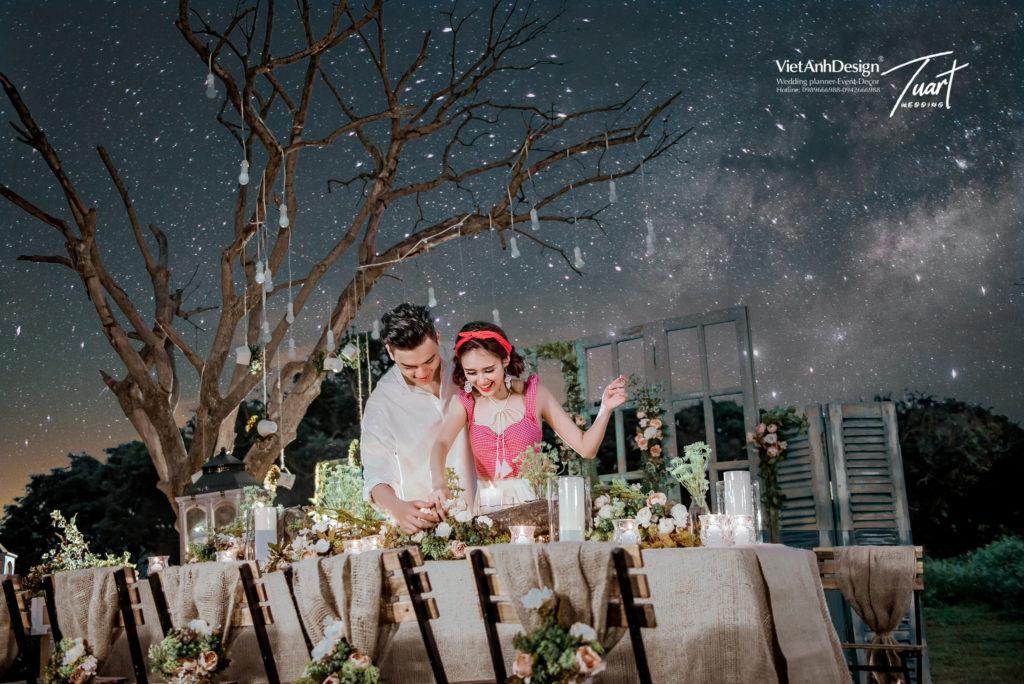Album tại Vườn nhãn Hà Nội – Album chụp ảnh cưới