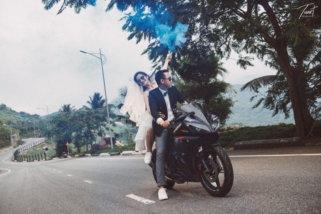 Album ảnh cưới Đà Nẵng: Phương – Nhật