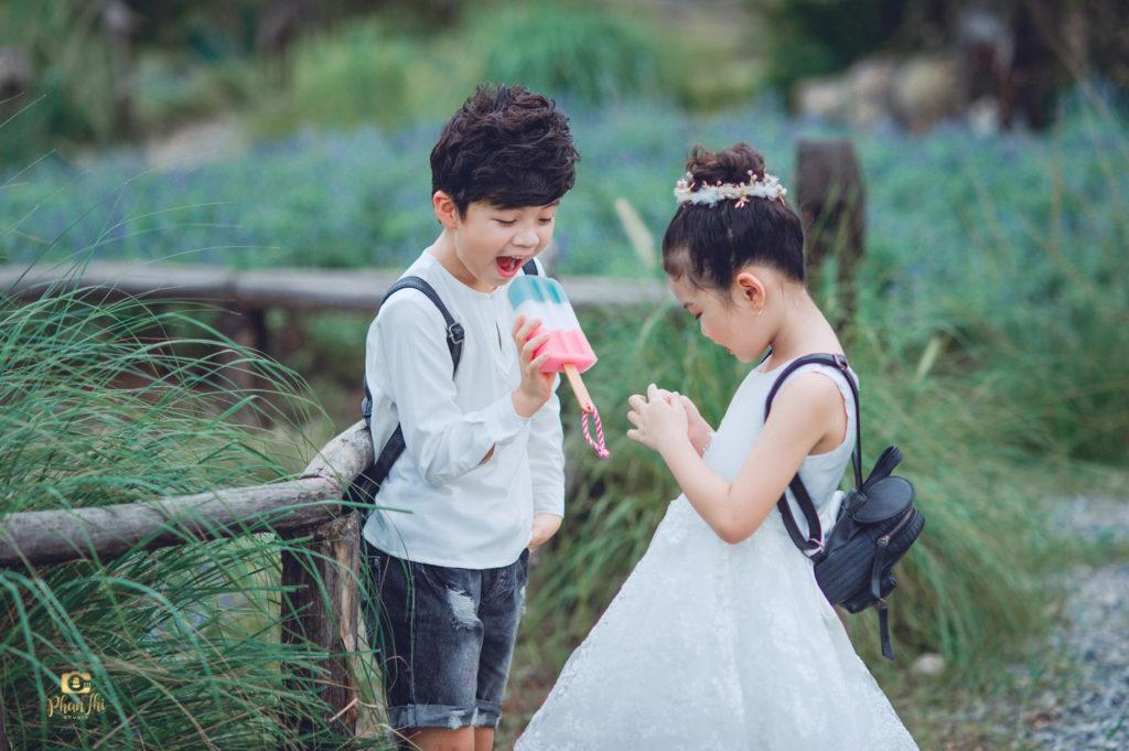 Bí quyết giúp bé cười thật tươi khi chụp ảnh cho bé
