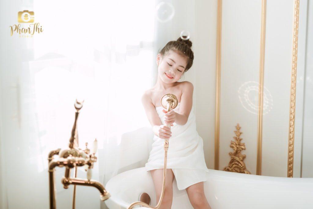 Album ảnh bé Susi 23 chụp ânhr thời trang cho bé