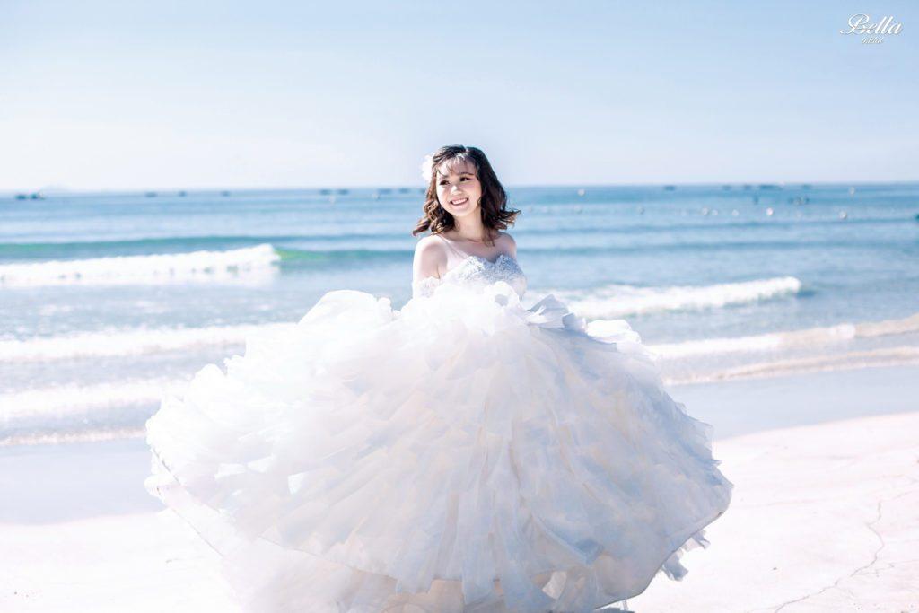 váy cưới đep