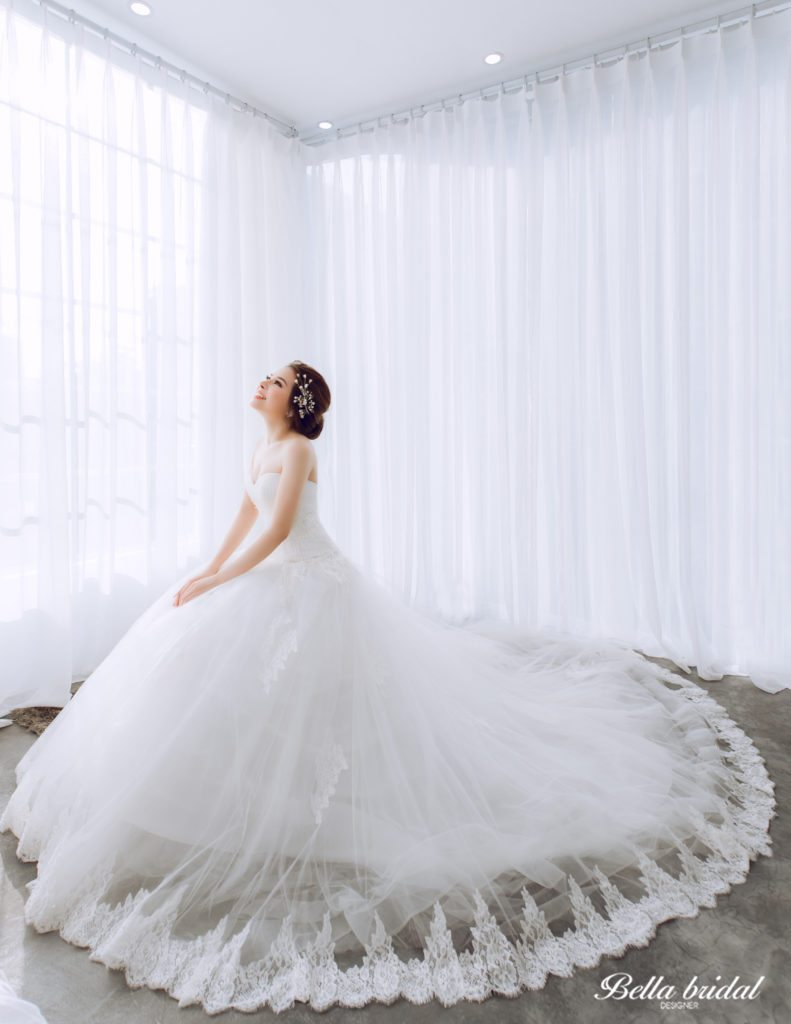 váy cưới đẹp - 7