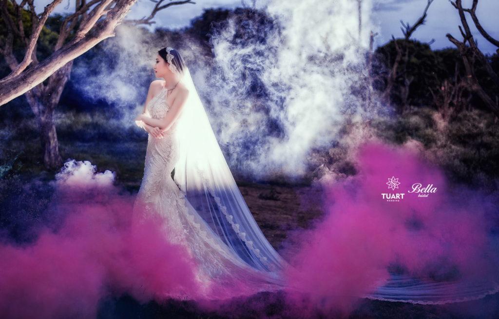 Xu hướng váy cưới đẹp mùa cưới 2017 – 2018