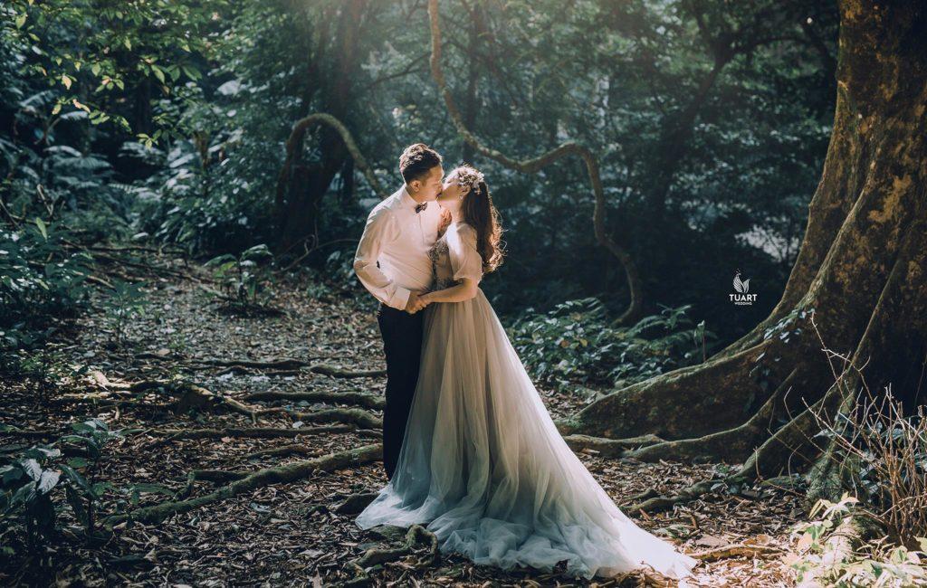 Album ảnh cưới đẹp Vườn quốc gia Ba Vì
