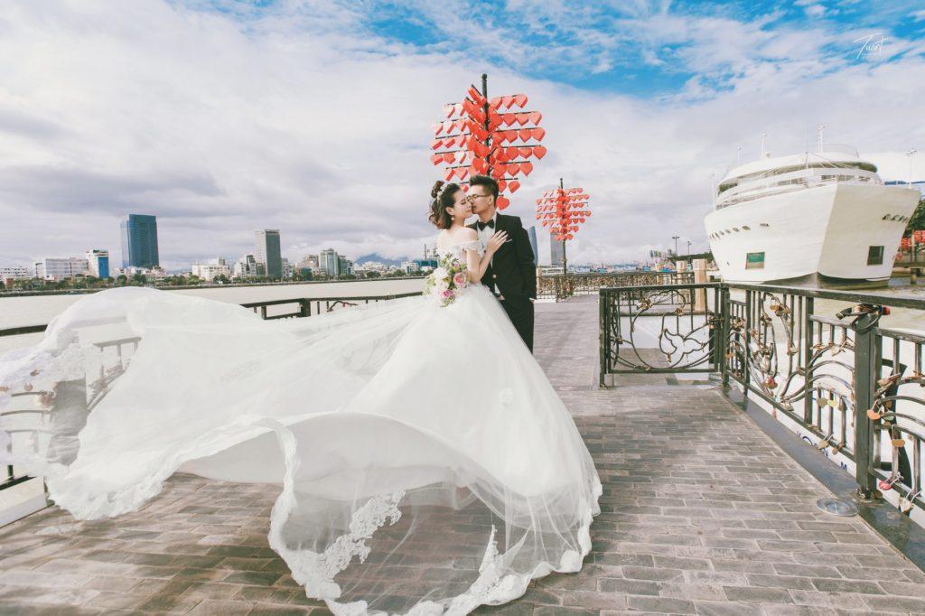 Album tại Đà Nẵng – Album chụp hình cưới đẹp