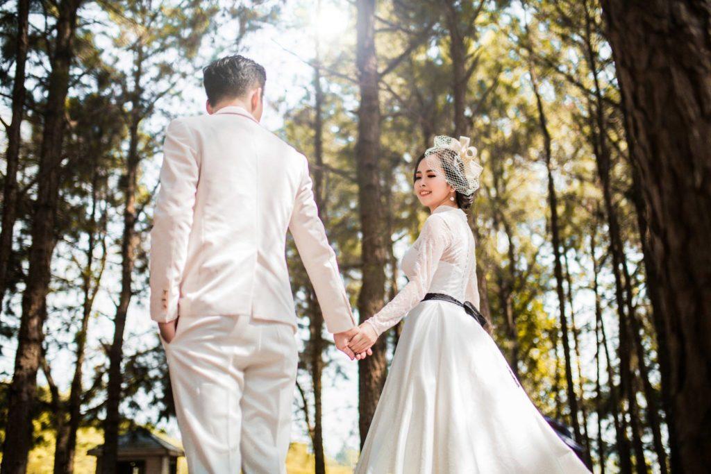 Album ảnh cưới đẹp Đại Lải