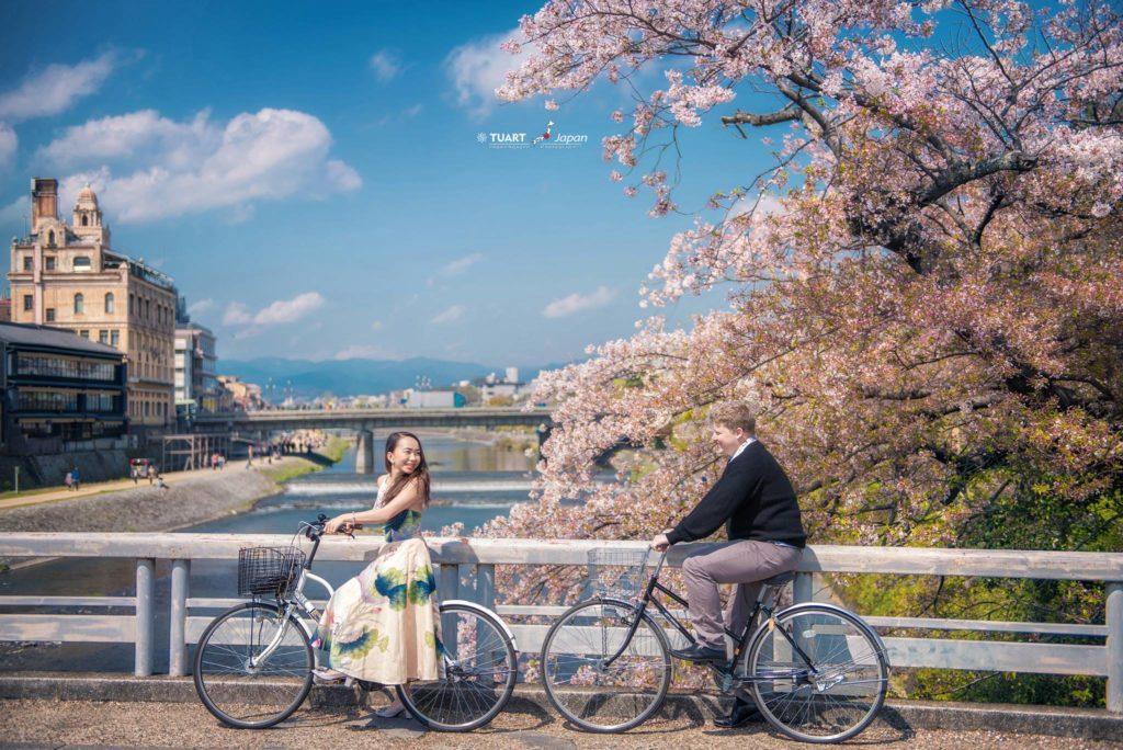 Album tại Nhật Bản – Album chụp ảnh cưới khi tình yêu vượt qua mọi thử thách