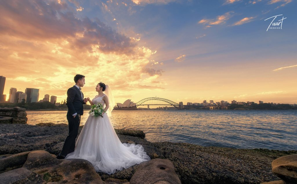Album tại Úc : Jack & Rose – Album chụp ảnh cưới đẹp