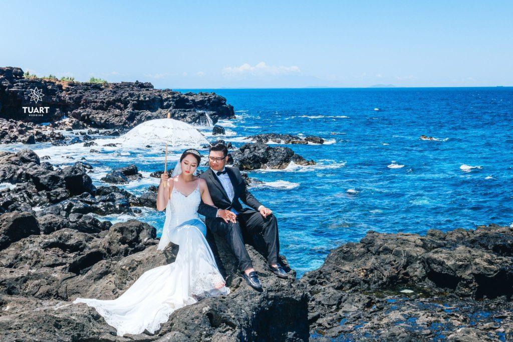 Album tại Lý Sơn : Tuấn & Huyền – Album chụp hình cưới đẹp