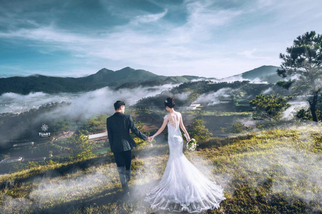 Những địa điểm chụp ảnh cưới đẹp tại Đà Lạt