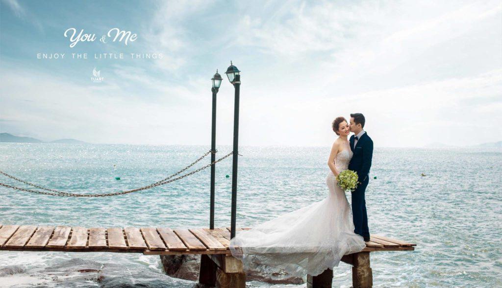 Album tại Đà Nẵng – Album chụp hình cưới điểm hẹn tình yêu