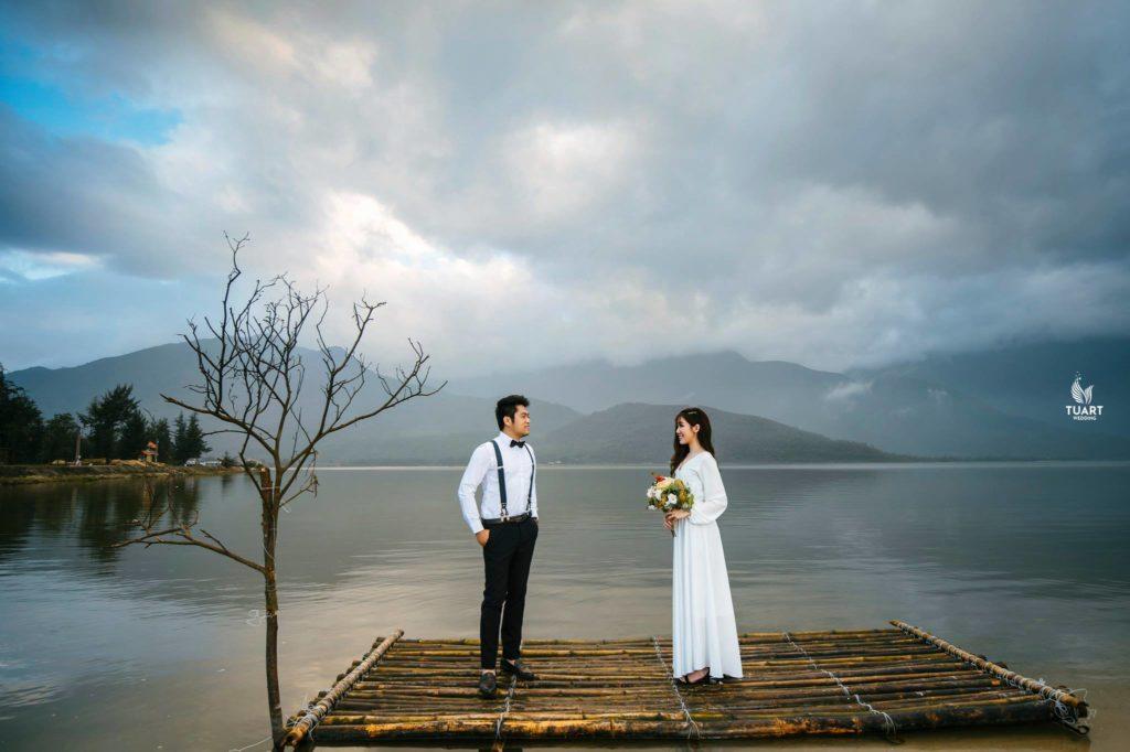 Album ảnh cưới đẹp vịnh Lăng Cô – Huế