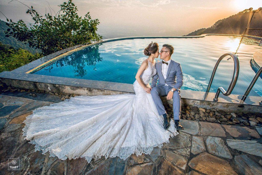 Album tại Tam Đảo – Album chụp ảnh cưới đẹp