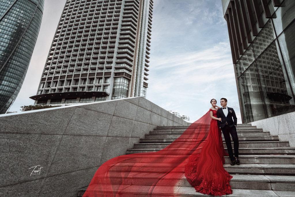 Album tại Đà Nẵng & Hội An – Album chụp hình cưới đẹp