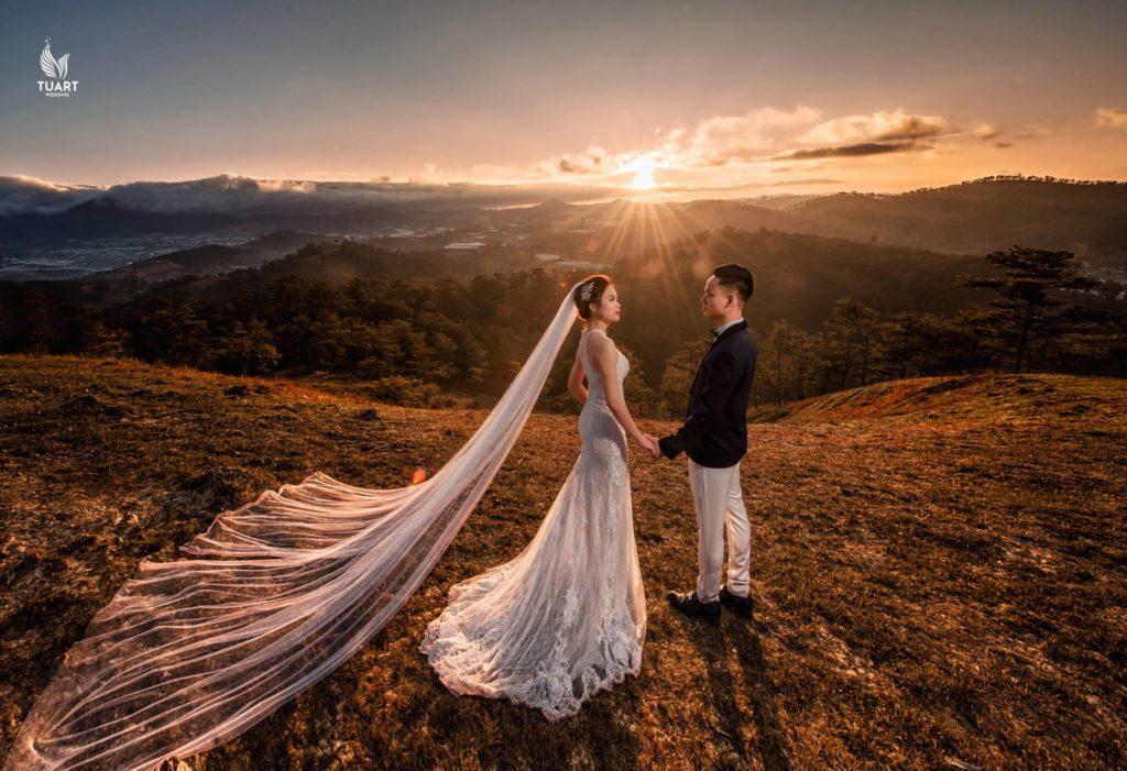 Album tại Đà Lạt : Tiến & Châu – Album chụp hình cưới đẹp