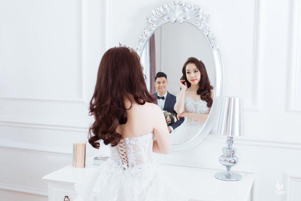 Album tại Biệt Thự Hoa Hồng – Album chụp ảnh cưới đẹp