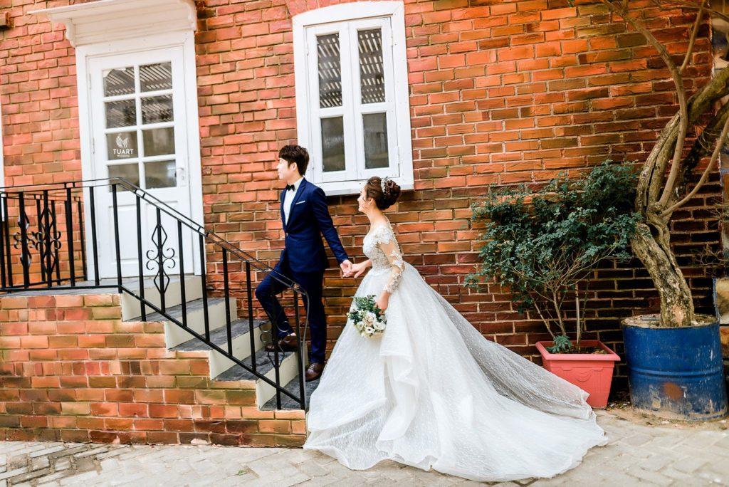 Album tại Smiley Villa – Album chụp ảnh cưới điểm hẹn với các cặp đôi