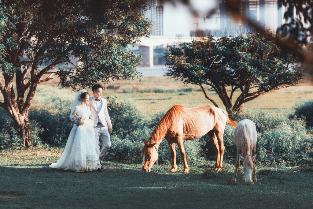 địa điểm chụp ảnh cưới đẹp tại Hà Nội