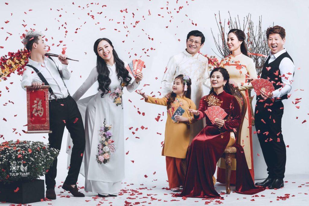 Album ảnh gia đình đẹp