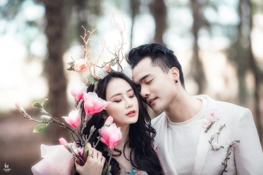 Album ảnh cưới đẹp Concept tại Đại Lải 10