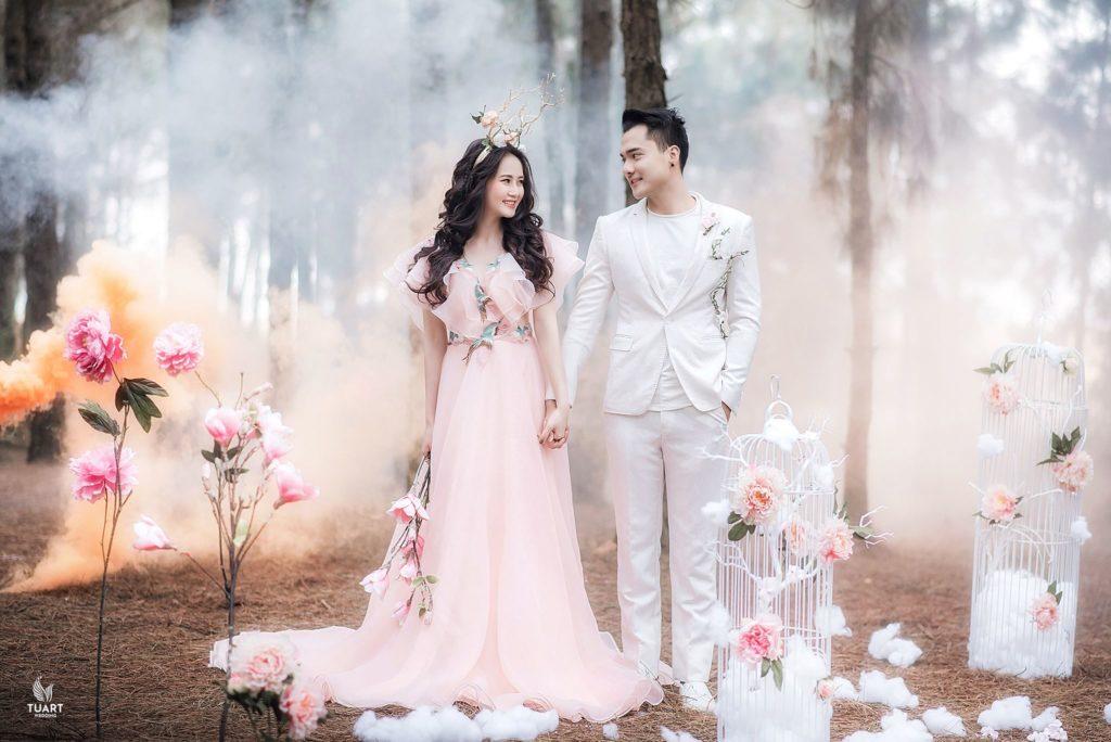 Album ảnh cưới đẹp Concept tại Đại Lải 11