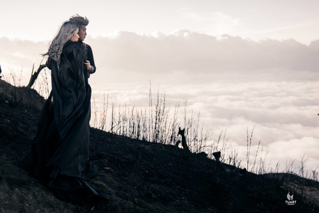 Album tại Sapa: Long & Ky –  Album ảnh cưới Đẹp – Độc – Lạ